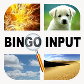 BingoInput - helper for 4pics1word