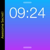 Lock Secrets - Add secret messages to your lock screen lock