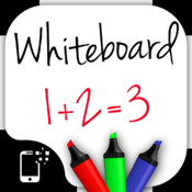 Whiteboard for kids: free drawing and coloring