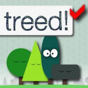 Treed!