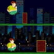 Pixel Man Stay Alive