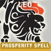 Leo Prosperity Spell prosperity gospel