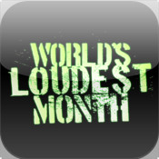 World's Loudest Month