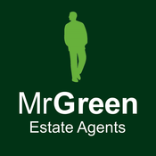 Mr Green Estate Agents smartphone