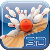 3D Bowling A Sport Game Ads Free
