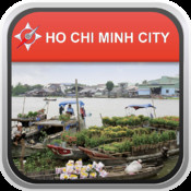 Map Ho Chi Minh City, Viet Nam: City Navigator Maps city*