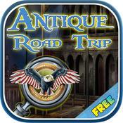 Hidden Objects In Antique Road Trip