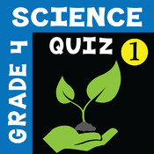 4th Grade Science Quiz # 1 for home school and classroom