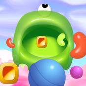 Awesome Candy Bubble Smash Saga - marble matching puzzle game
