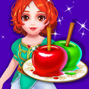 Delicious Tale: Candy Apple Maker`s Adventure candy