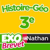 ExoNathan Brevet Histoire-Géo, Éd. civique 3e : des exercices de révision et d'entraînement pour les élèves du collège