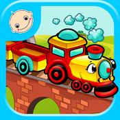 Baby Flash Cards - ABC Vehicle Pro