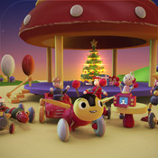 A Christmas Tale by Buzzy Bee & Friends