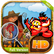 Fundraiser - Free Search & find concealed and hidden objects on the farmyard