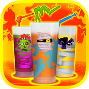 Name It My Halloween Horror Frozen Slushie Club Game - Free App
