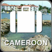 Offline Map Cameroon (Golden Forge)