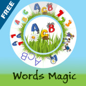 Words Magic Sight Words App For Kids Free d magic words free