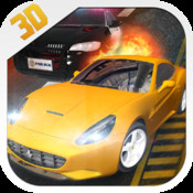Angry Cop Rush Extreme Chase HD FREE