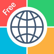 Translator Pro (Free): Voice and text translation on the go.