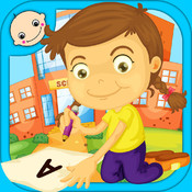 PerSchool Letter Writing Pro - Learn to Write ABC `n` 123