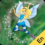 Children Intelligence Stories: Blue Fairy---Magic Forest