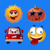 Emoji Smiley - Free Color Unicode Emoticons Keyboard for SMS, Messages & Email