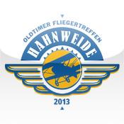 Oldtimer Fliegertreffen Hahnweide 2013