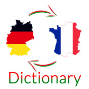 German French Dictionary With Translator & Search