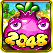 Angry Jelly - 2048