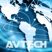 AvTech Flight Log format