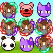 Crazy Pets Line Up