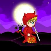 Halloween Wipeout