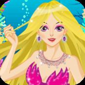 Mermaid Dress Up Salon