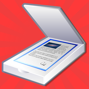 Red Cam Scanner - Easy edge detect pdf scanner app scanner