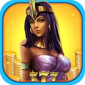 777 Cleopatra Way - Best FREE Slots Machine Games with Pharaoh's Golden Treasure