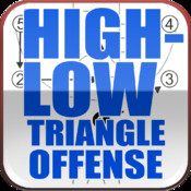 High-Low Triangle Offense: Scoring Playbook - with Coach Lason Perkins - Full Court Training Instruction