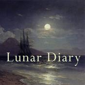 Lunar Diary Moon Calendar 2012 moon phase calendar