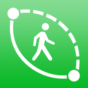 Track My Route - GPS walking and hiking tracker with compass