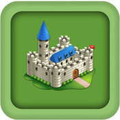 Build Castle Hassle - Pocket Edition build your village