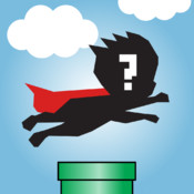 Flying Avatar - Make your own unique, customized flappy superhero character!