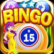 Power Blitz Bingo - Lucky Las Vegas Bingo Ball Blast