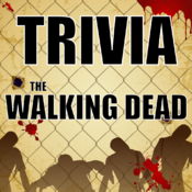 Walking Dead Edition Trivia- great game for boys & girls of all ages