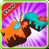 Brownie Maker –Free chocolate cake cooking game for kids, boys, girls & teens & for lovers of yummy cupcakes, ice cream cakes, pancakes, sweet desserts, candies & ice pops
