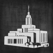 LDS Temple Quiz - Which Temple is this? temple bowl