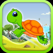 Baby Turtle Run PRO - Addictive Endless Running Game!