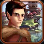 Castle Elf Rush - Dodge or Clash Into Dragons and Medieval Objects