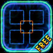 Flaming Square FREE - Addictive Top Game