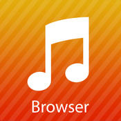 Music Web Browser Free - Stream Online Music from Websites [MusicBro]