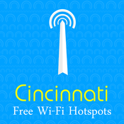 Cincinnati Free Wi-Fi Hotspots free search