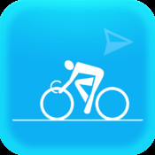 Bike Route Tracker - GPS Location, Cycle, Ride, Workout Training Tracking